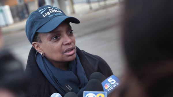 After Reports of ICE Raids, Chicago Mayor Lori Lightfoot Says City Won't Cooperate With Federal Agents