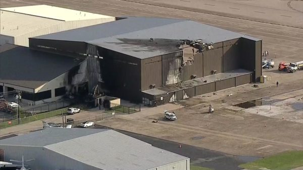 10 Dead After Plane Crashes Into Hangar at Texas Airport