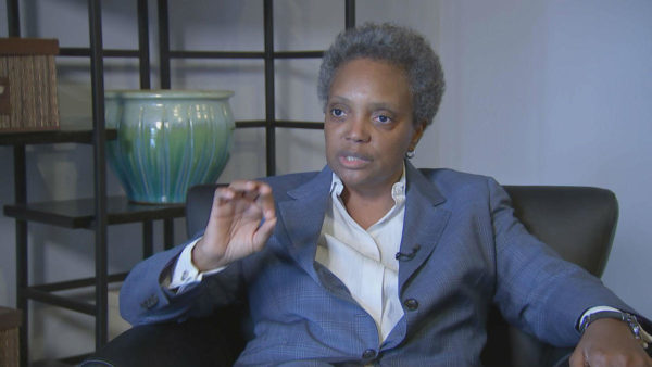 'Back Off:' Lori Lightfoot Issues Strong Rebuke of President Trump's Immigration Policies