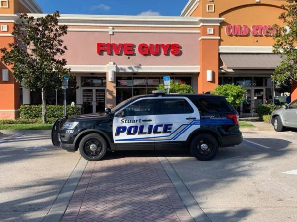 Five Guys Arrested at Five Guys Restaurant in Florida