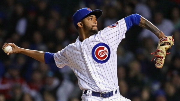 Cubs Trade Carl Edwards Jr. to Padres, Report Says