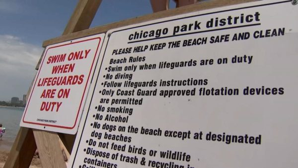 Stay Out of the Water: Alert Warns of Life-Threatening Waves and Currents Along Chicago-Area Beaches