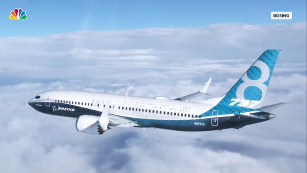 [NATL] Trump Orders Boeing 737 Max Aircraft Grounded