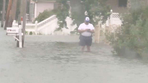 [NATL] Barry, Now a Hurricane, Already Causing Problems