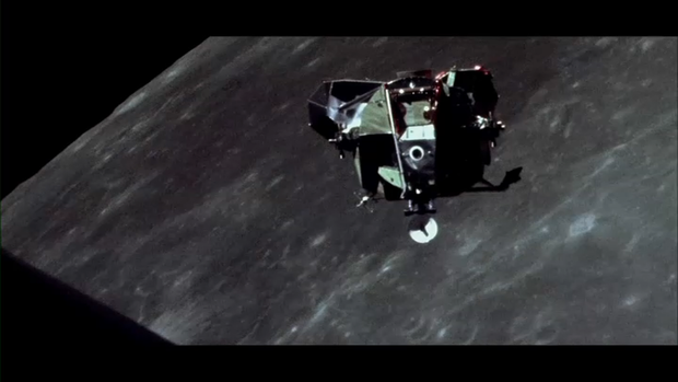 The Art of Flying the Lunar Module