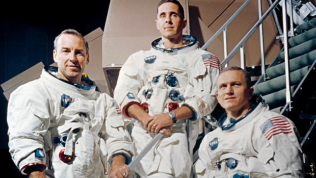 Jim Lovell on Confidence in Face of Apollo Mission's Risks