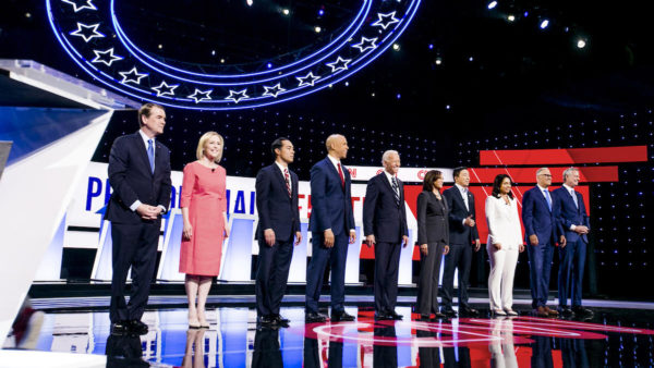Democratic Debate Appears Set for 10 Candidates After Some Hopefuls Fails to Qualify