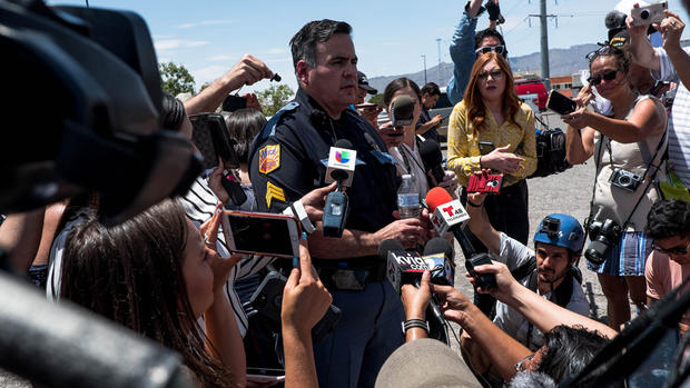 At Least 19 Dead, 40 Injured in El Paso Mall Shooting: Sources