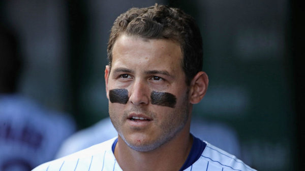 Anthony Rizzo Set to Return to Lineup vs. Brewers