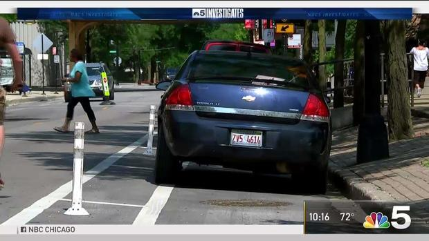 [CHI] Obstructed Chicago Bike Lanes Become Increasing Problem for Cyclists