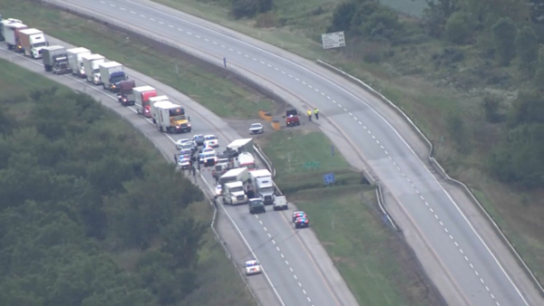 Indiana Toll Road Closed For Several Hours After Police Chase, Shooting