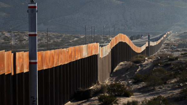 Report: Trump Plans to Fund Border Wall With Air Force Budget Risk National Security