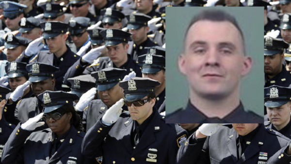 NYPD Officer Brian Mulkeen Shot and Killed During Arrest