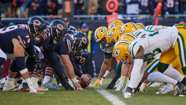 [CHI] Packers vs. Bears: A Rivalry By the Numbers