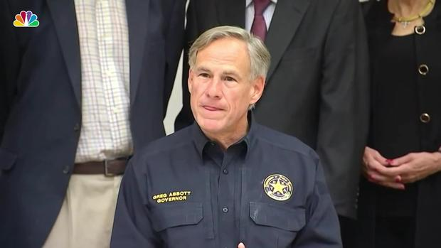 [NATL] Texas Gov. Abbott Stresses Need to Find Solutions to Mass Shootings