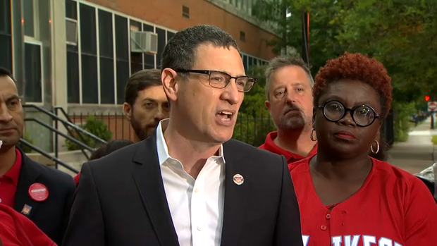 Stage Set for Potential Chicago Teachers Union Strike