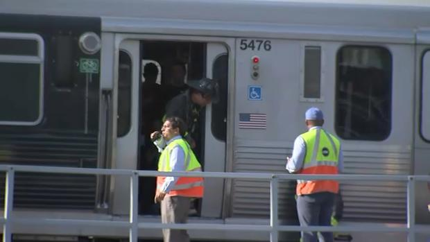 Passengers Removed From CTA Trains After Brown, Purple Line Collision