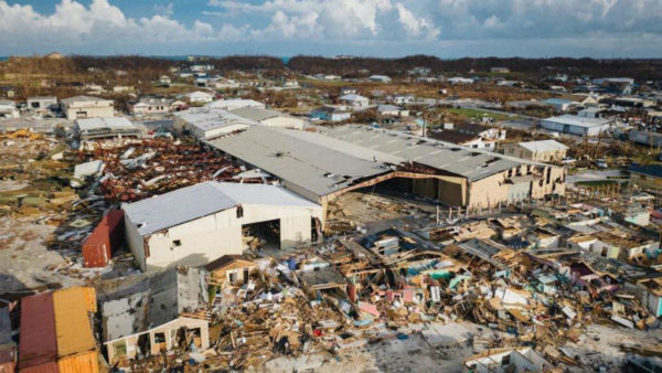 Chicago-Area Doctor Describes Destruction in The Bahamas
