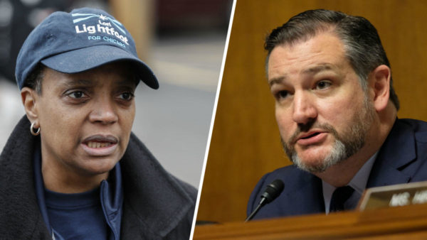 Lightfoot Slams Cruz Over Comments on Chicago's Gun Violence: 'Keep Our Name Out of Your Mouth'