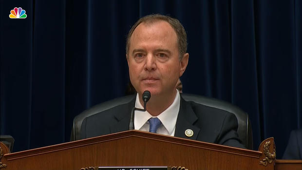 [NATL] Adam Schiff's Full Opening Statement During Thursday's House Intelligence Hearing