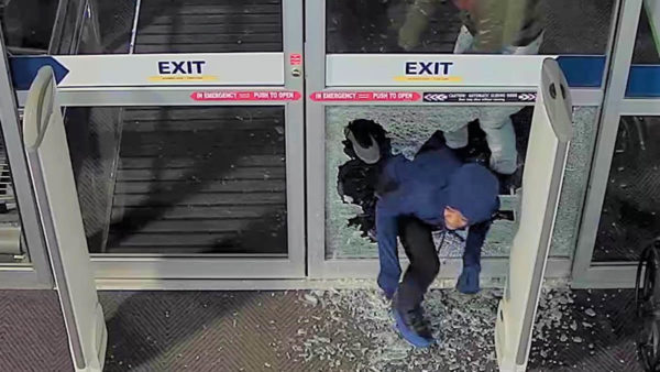 Suburban Best Buy Location Robbed in Smash-and-Grab Heist