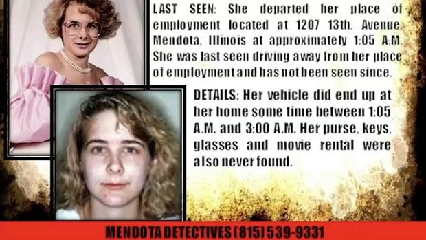 [CHI] New Push to Find Answers in Case of Missing Mendota Woman