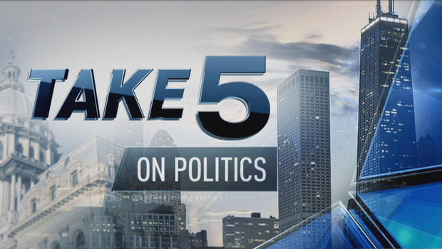 [CHI] Take 5: The Week That Was in Chicago Politics