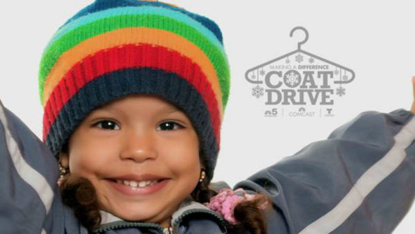 How and Where to Donate to the Annual NBC 5 and Telemundo Chicago Coat Drive This Holiday Season