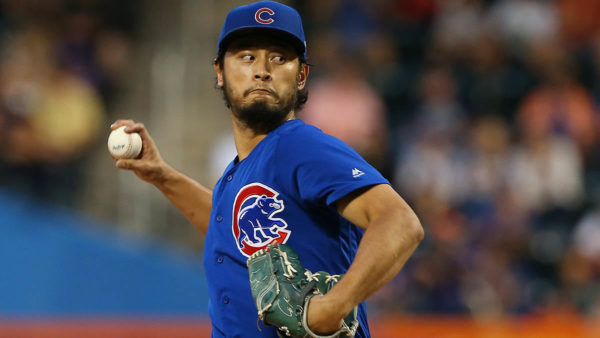 Yu Darvish, Christian Yelich Spar on Social Media as Controversy Swirls Over Sign Stealing