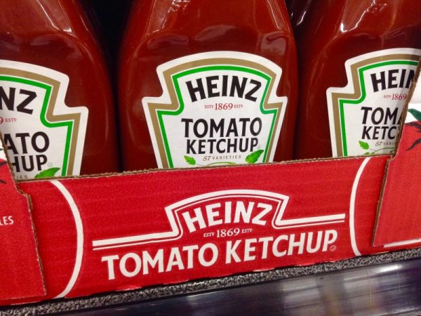 Whither the Kraft Heinz ketchup packet?