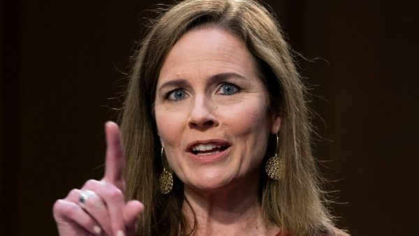 CNN, MSNBC skip historic Senate vote confirming Amy Coney Barrett to Supreme Court