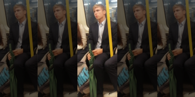 Police want to speak with this Underground passenger in connection with the case,