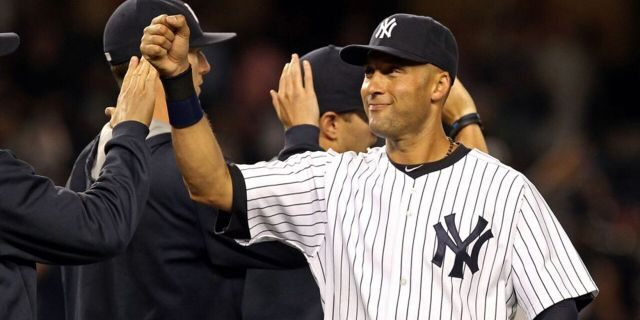 Derek Jeter etched himself into Yankees history in the 1990s. (Getty Images)