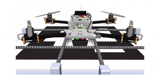Army researchers are working with the University of Illinois Chicago on the drone recharging system.