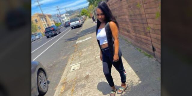 Sereinat'e Henderson, 19, was pregnant when she was shot and killed Wednesday in Berkeley, Calif.