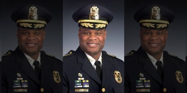 Rochester, N.Y., Police Chief La'Ron D. Singletary (City of Rochester)