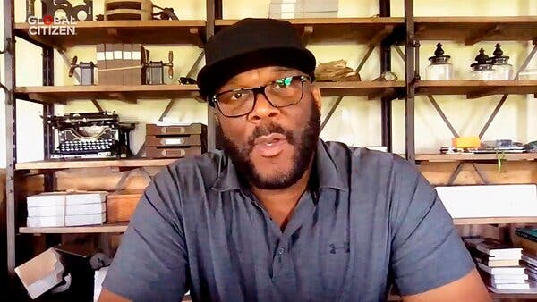 Tyler Perry, the entertainment mogul, is partnering with a nonpartisan group to increase Black voter engagement in Florida.