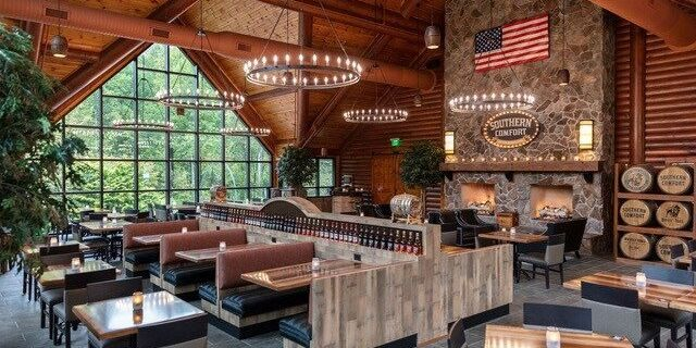 The first Southern Comfort restaurant just opened at the Westgate Smoky Mountain Resort & Spa in Gatlinburg, Tennessee. (Westgate Resorts)