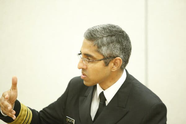 Dr. Vivek Murthy, who served under President Barack Obama, was the 19th surgeon general of the United States