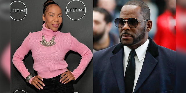 Andrea Kelly and R. Kelly were married from 1996 to 2009.