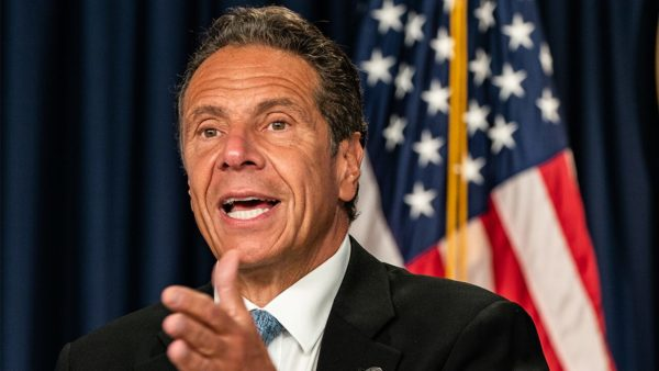 Cuomo plans to spend Thanksgiving with mother, 2 daughters