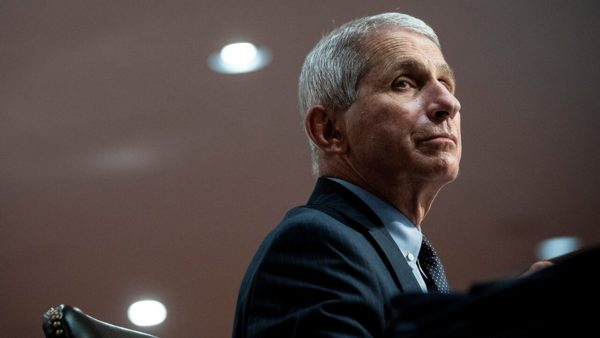 Fauci acknowledges American 'spirit' but advises people to 'do what you're told'