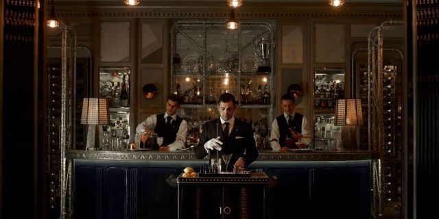 London's Connaught Bar was named the best bar in the world on Thursday. (World's 50 Best Bars)
