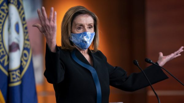 Pelosi responds to backlash after viral tweet shows her planning fancy dinner for new Democrats in Congress