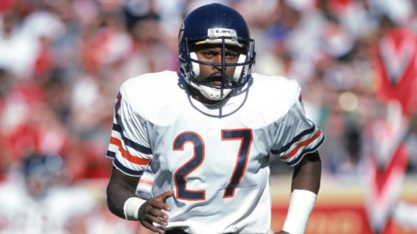 Mike Richardson, Super Bowl champion and former Bears star, arrested on murder charge
