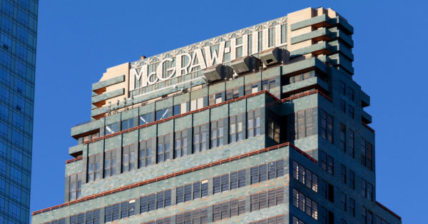 The McGraw-Hill Building Keeps Its Name