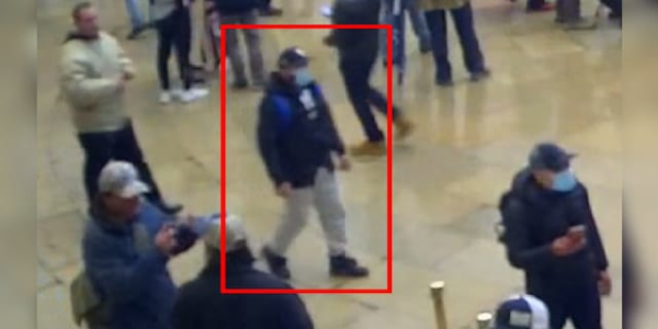 US Capitol riot suspect called ex-girlfriend 'a moron' and she went to feds the next day, officials say