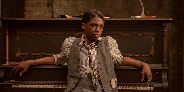 Chadwick Boseman as Levee.