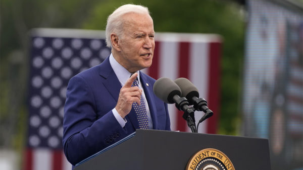Biden celebrates Amtrak's 50th anniversary with plans to expand the railway