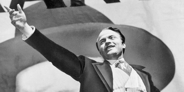Fame classic film 'Citizen Kane,' known as one of the best films in history, has lost its perfect score on Rotten Tomatoes. (Photo by George Rinhart/Corbis via Getty Images)